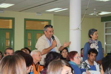"""Coordinadora de Barrios Ignorados<br><span class=""""pink"""">Manolo Díaz y Rafi Hidalgo</span>"""