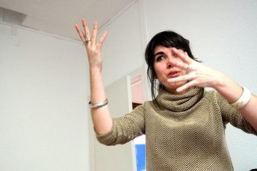 """Imaginarios colectivos<br><span class=""""pink"""">Susana Moliner</span>"""
